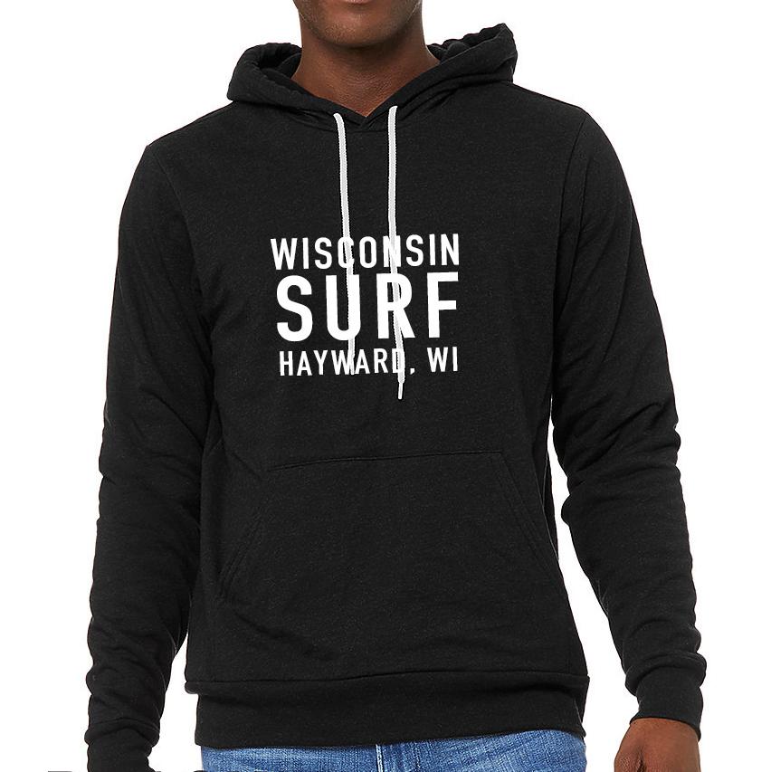 Wisconsin Surf hoodie